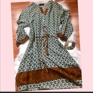 AX Paris Tunic/ Mini Dress Size 14